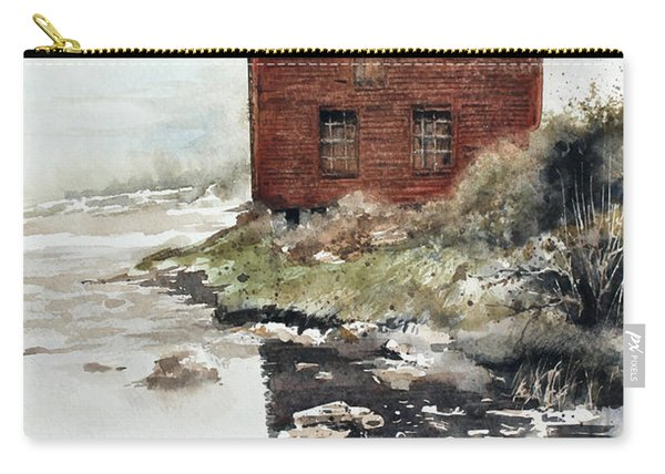 Mill Pond Carry-all Pouch