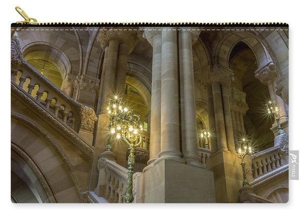 Million Dollar Staircase Carry-all Pouch