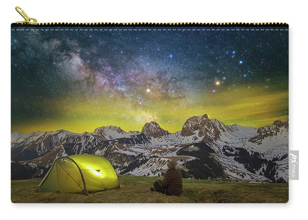 Million Star Hotel Carry-all Pouch