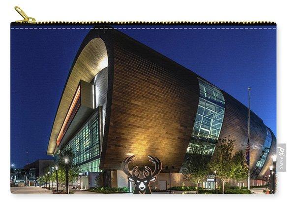 Milwaukee Bucks Carry-all Pouch