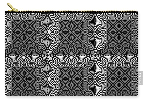 Mind Games 3d 3b 2 Carry-all Pouch