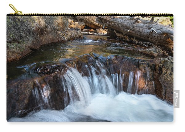 Mini-fall At Eagle Falls Carry-all Pouch