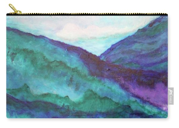 Mini Mountains Majesty Carry-all Pouch