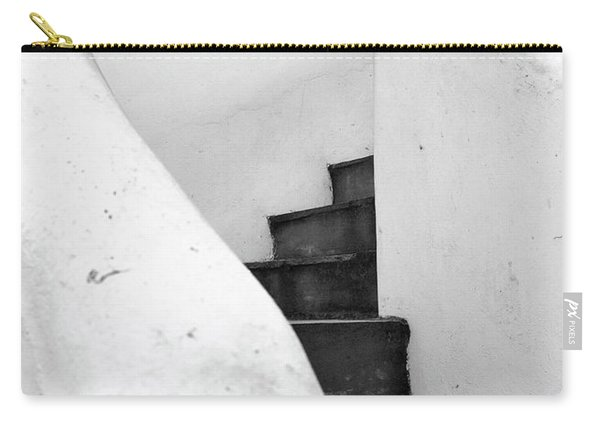 Minimal Staircase Carry-all Pouch