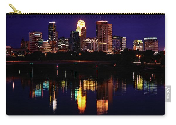 Minneapolis Twilight Carry-all Pouch