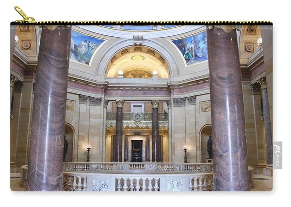 Minnesota House Doors Carry-all Pouch