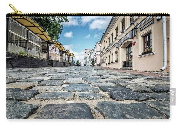Minsk Old Town Carry-all Pouch