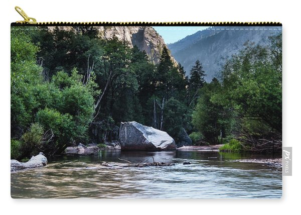 Mirror Lake- Carry-all Pouch