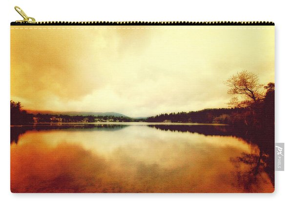 Mirror Lake At Sunset Carry-all Pouch
