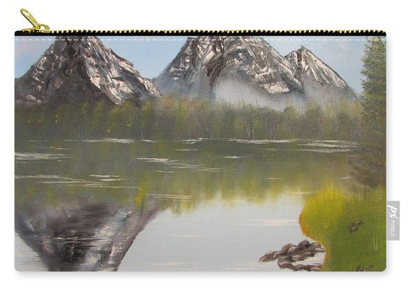 Mirror Mountain Carry-all Pouch