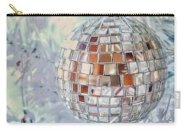 Mirror Tree Ornament Carry-all Pouch