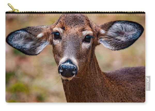 Miss Deer 1 Carry-all Pouch