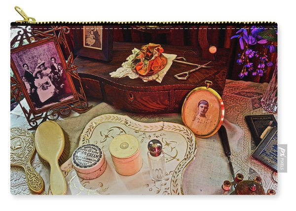 Miss Mary's Table. Carry-all Pouch