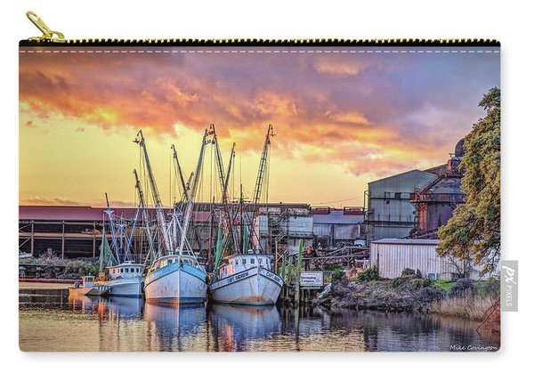 Miss Nichole's Shrimping Company Carry-all Pouch