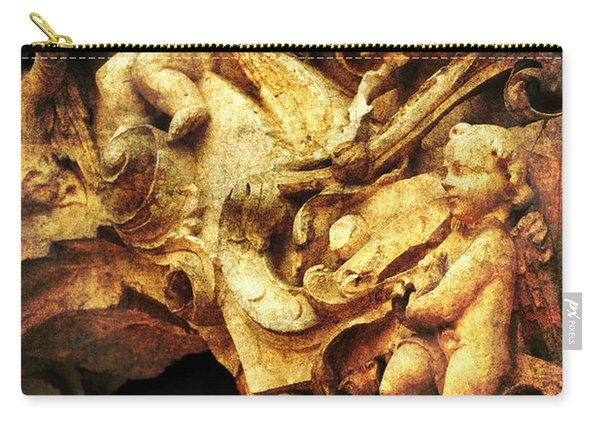 Mission Cherubs Carry-all Pouch