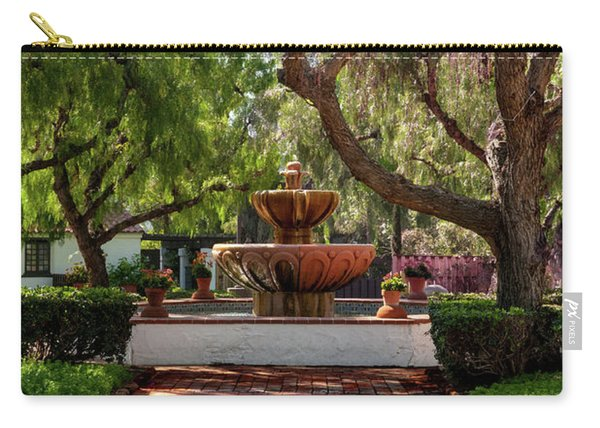 Mission Fountain Carry-all Pouch