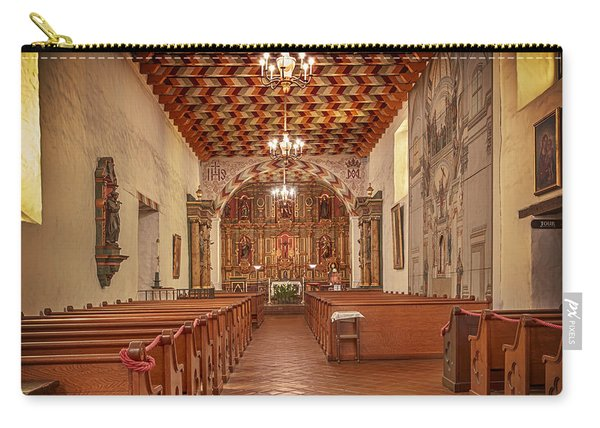 Mission San Francisco De Asis Interior Carry-all Pouch