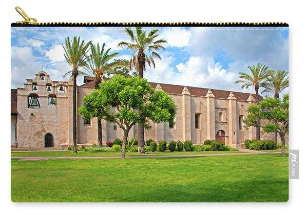Mission San Gabriel Arcangel, San Gabriel, California Carry-all Pouch