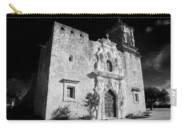 Mission San Jose - Infrared Carry-all Pouch