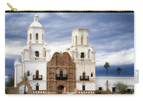 Mission San Xavier Del Bac Carry-all Pouch
