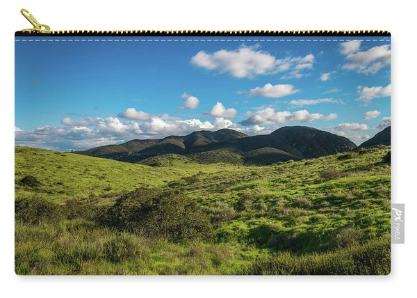 Mission Trails Grasslands Carry-all Pouch