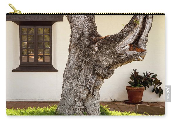 Mission Tree Carry-all Pouch