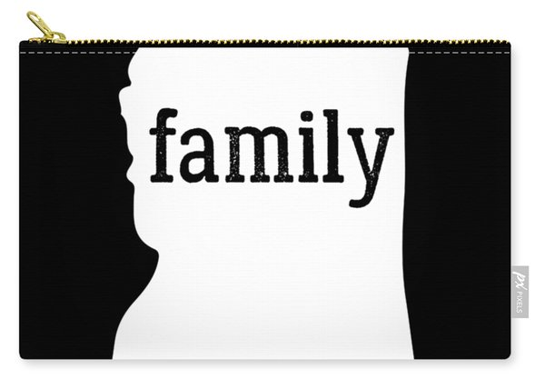 Mississippi Cool Gift Family State Shirt Light Carry-all Pouch