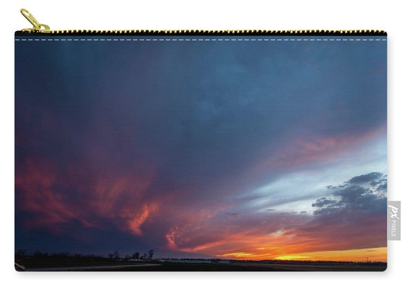 Missouri Sunset Carry-all Pouch
