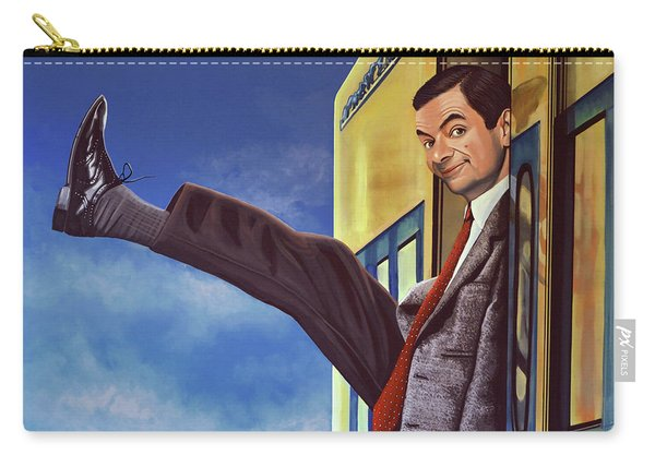 Mister Bean Carry-all Pouch