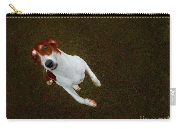 Mister Bitsa Carry-all Pouch