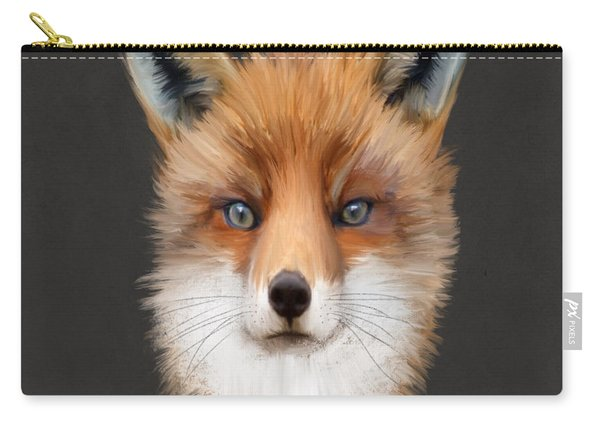 Mister Fox Carry-all Pouch