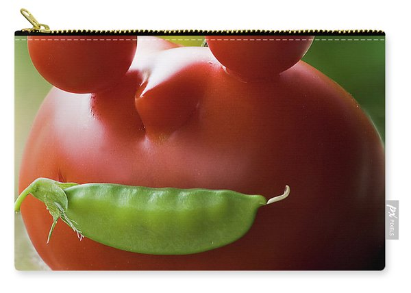 Mister Tomato Carry-all Pouch