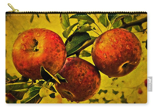 Mister's Apples Carry-all Pouch