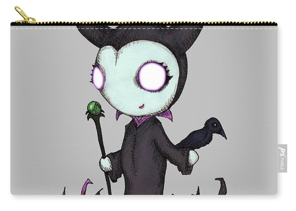 Mistress Of All Evil Carry-all Pouch