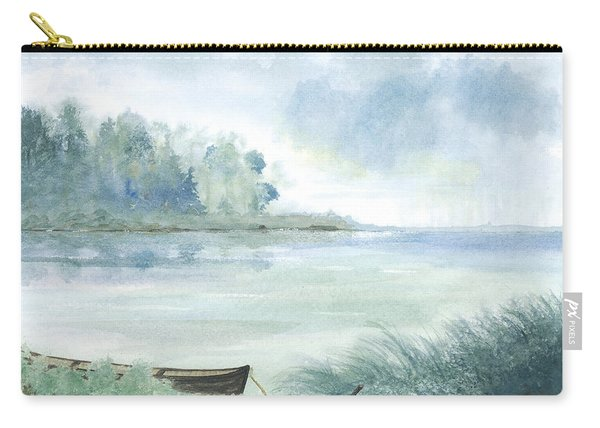Misty Bay Carry-all Pouch