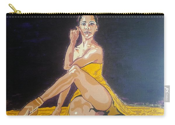 Misty Copeland Carry-all Pouch