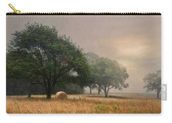 Misty Fields Carry-all Pouch