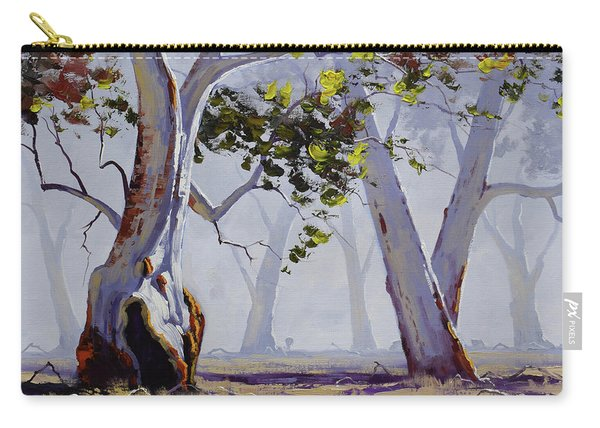 Misty Gums Carry-all Pouch
