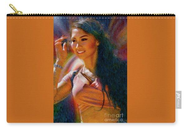 Mizziel Serra Carry-all Pouch