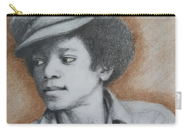 MJ Carry-all Pouch