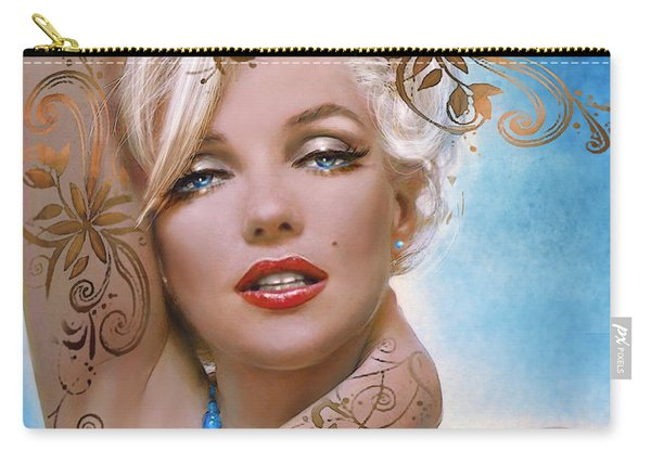 Mm 127 Deco Carry-all Pouch