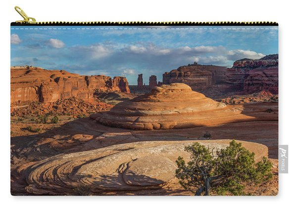 Moab Back Country Panorama Carry-all Pouch
