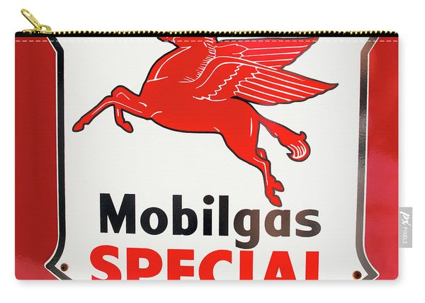 Mobilgas Vintage 82716 Carry-all Pouch