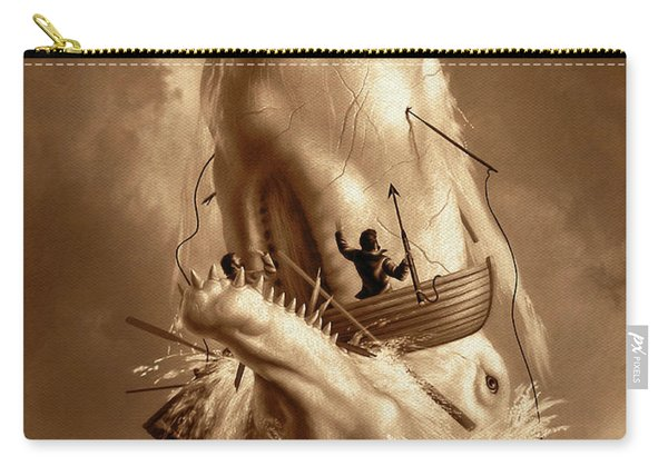 Moby Dick 2 Carry-all Pouch