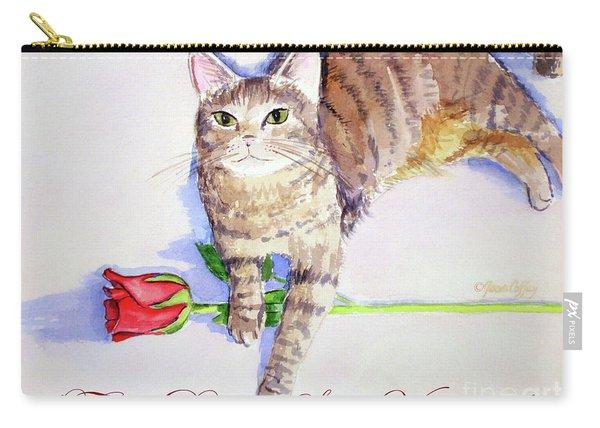 Mocha San Valentin 1 Carry-all Pouch