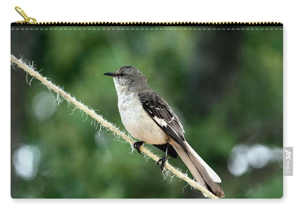 Mockingbird On Rope Carry-all Pouch