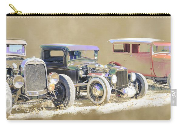 Model A Hot Rods Carry-all Pouch