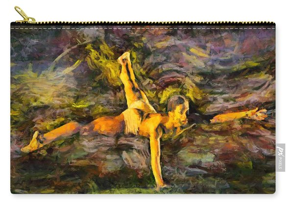Modern Jazz Carry-all Pouch