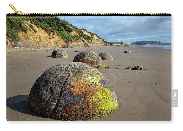 Moeraki Boulders Carry-all Pouch