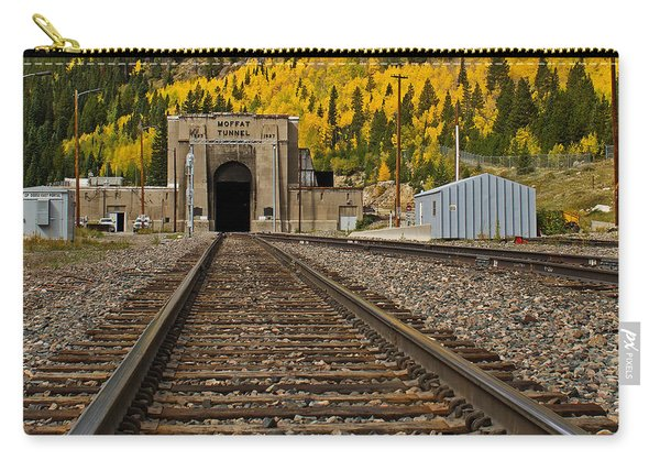 Moffat Tunnel Carry-all Pouch